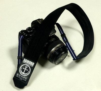 1眼レフ用カメラストラップ